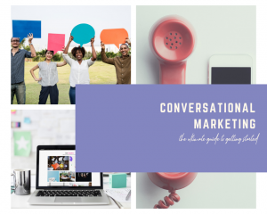 getting started with conversational marketing
