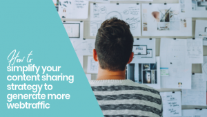 content sharing strategy