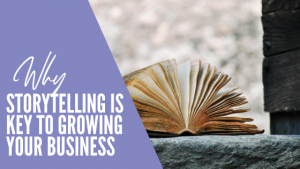 storytelling and brand buidling